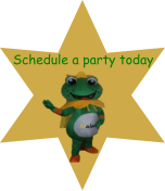 Schedule a party today